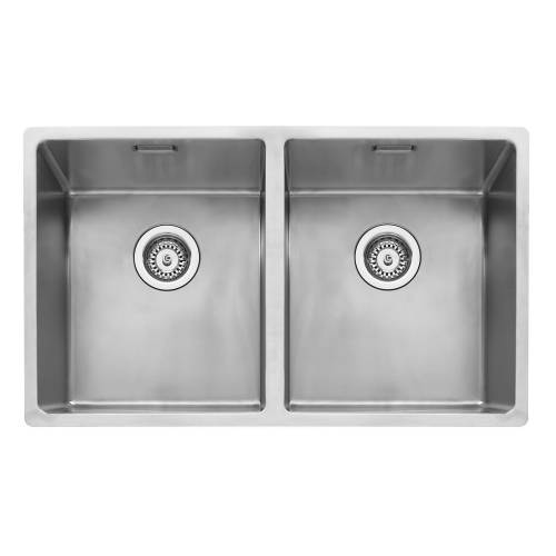 Mode 3434 2.0 Bowl Inset Kitchen Sink