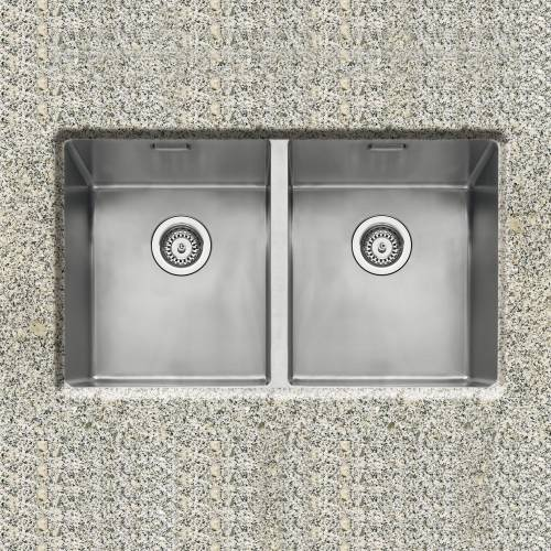 Mode 3434 2.0 Bowl Undermount Kitchen Sink