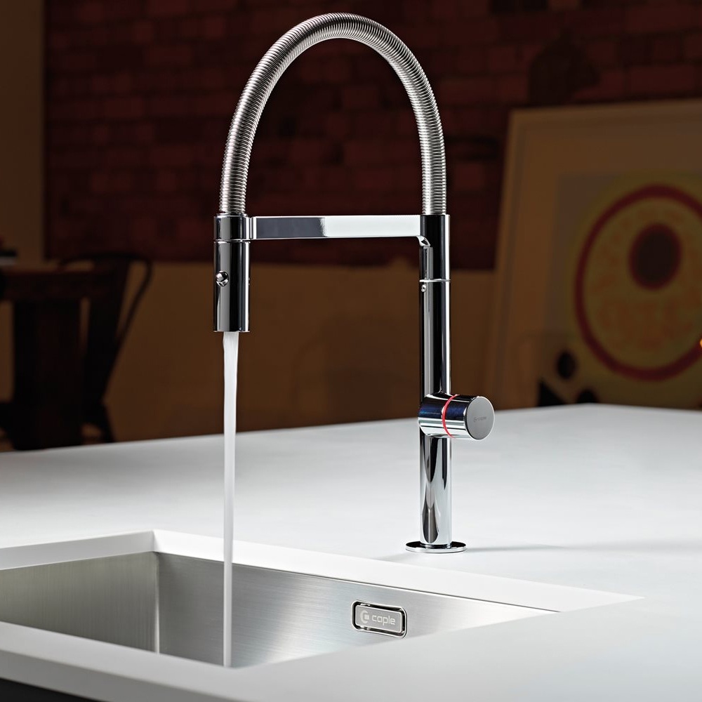 Caple Lucet Electronic LED Tap - Sinks-Taps.com