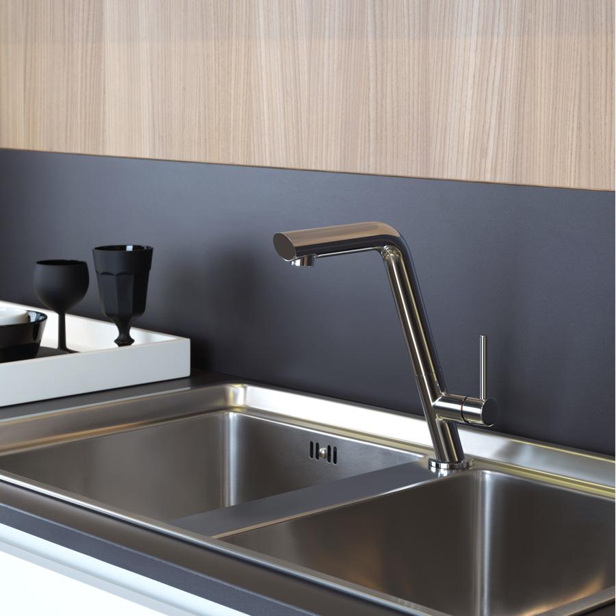 designer kitchen taps uk