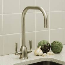 4863 Twin Lever Kitchen Tap