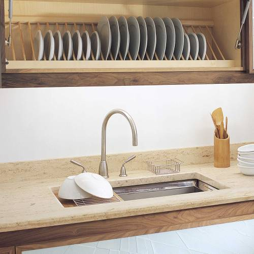 4871 Three Hole Kitchen Tap