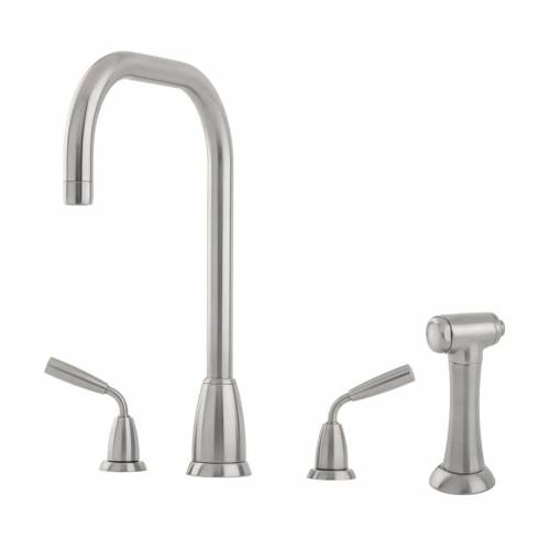 4878 Kitchen Tap with Rinse
