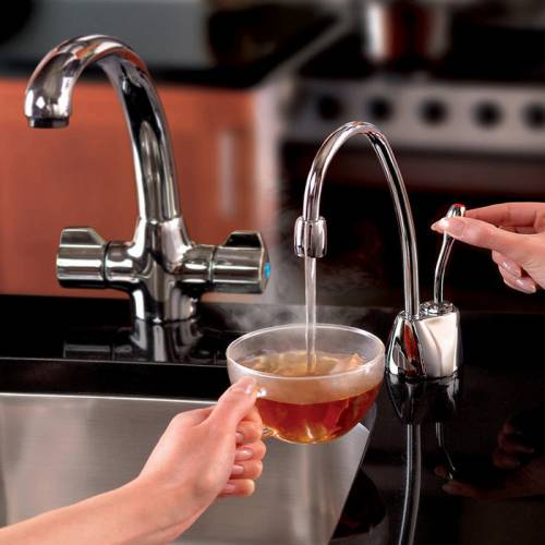 GN1100 Steaming Hot Water Kitchen Tap - Complete System