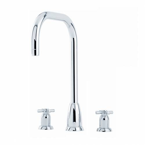 CALLISTO 4887 Three Hole Kitchen Tap