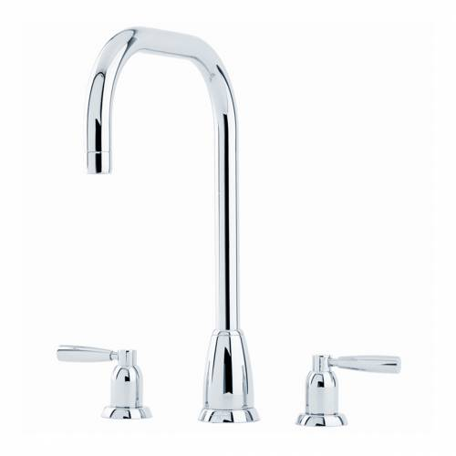 CALLISTO 4888 Three Hole Kitchen Tap