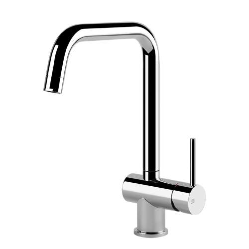OXYGEN Monobloc Kitchen Tap With Square Spout