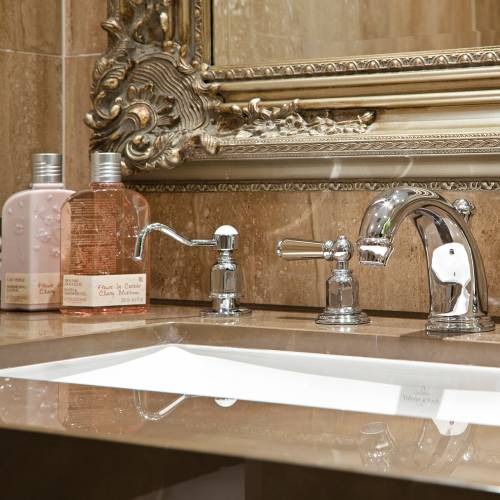 6995 Traditional Deck Mounted Soap Dispenser