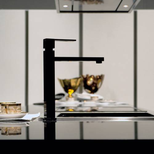 RETTANGOLO Monobloc Kitchen Tower Tap