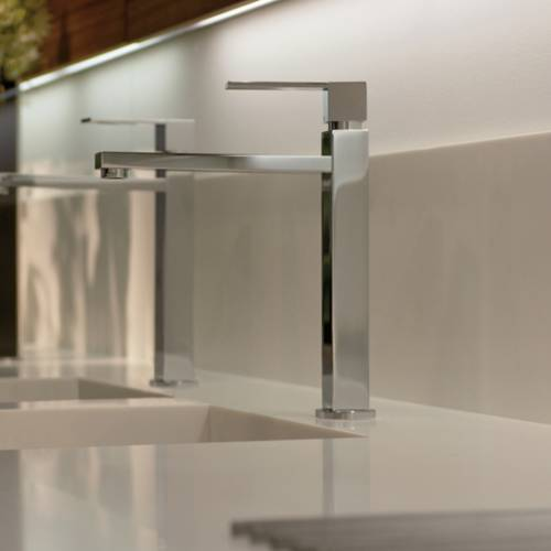 RETTANGOLO Monobloc Kitchen Tower Tap