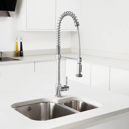 TORRENT Professional Pull Out Kitchen Tap
