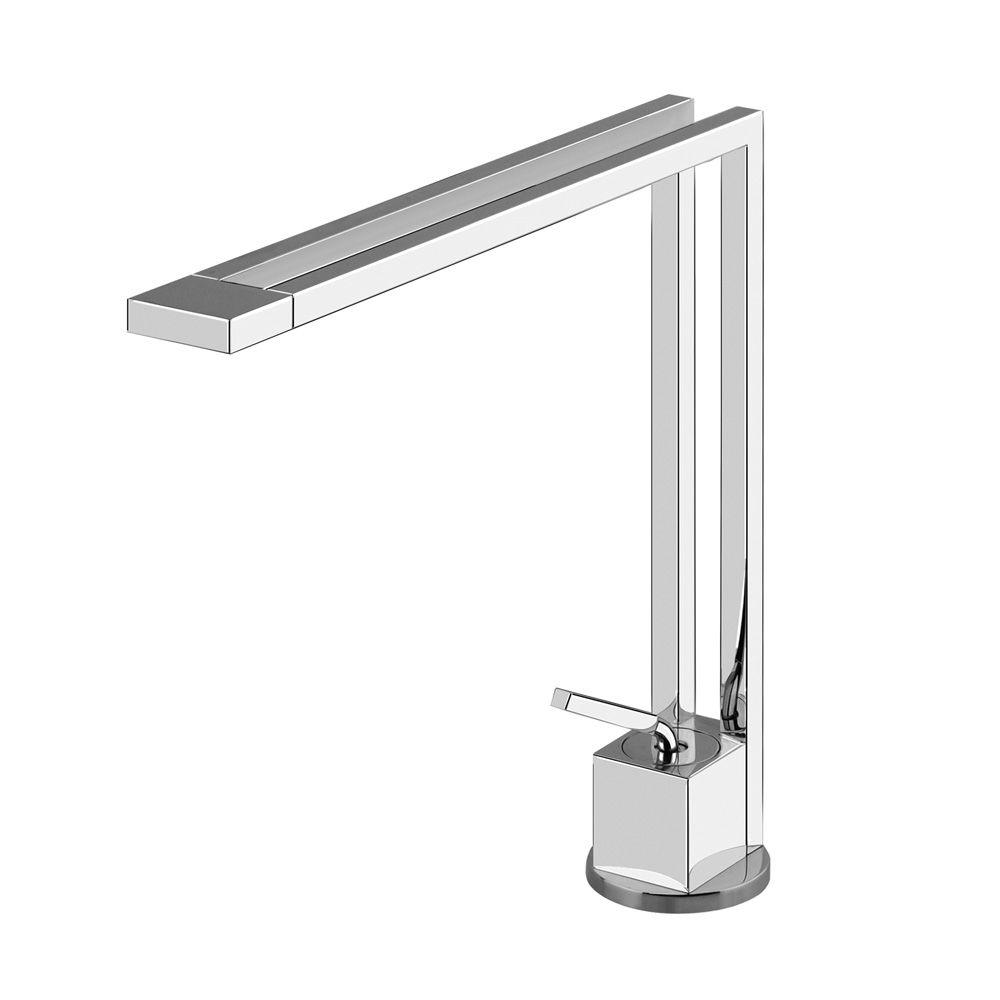 ARIEL Monobloc Kitchen Tap - Sinks-Taps.com