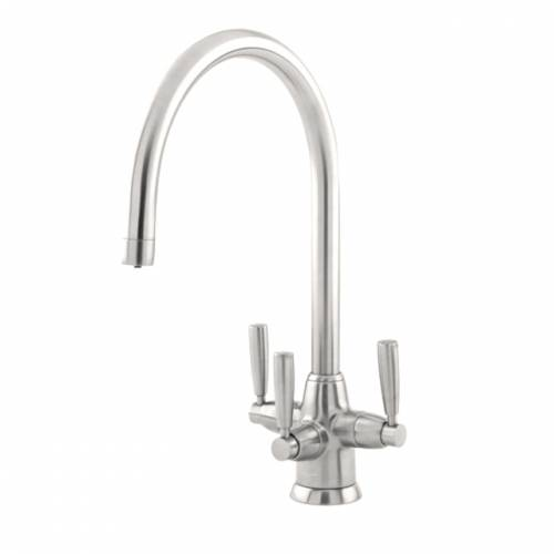 1480 METIS Filtration Mixer Kitchen Tap with Lever Handles