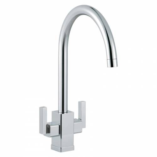 PANARO Twin Lever Kitchen Tap