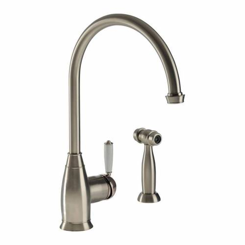 ASTBURY Single Lever Mixer Kitchen Tap With Handspray