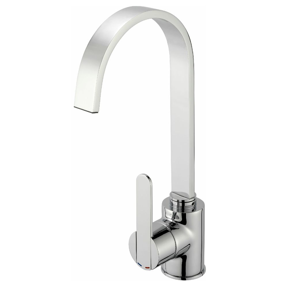Reginox Amur Single Lever Kitchen Tap Sinks Taps Com