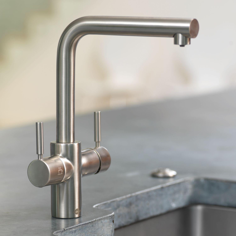 insinkerator 3 in 1 hot water kitchen tap sinks taps