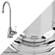 Traditional Parthian Mini Instant Hot Kitchen Tap in Chrome