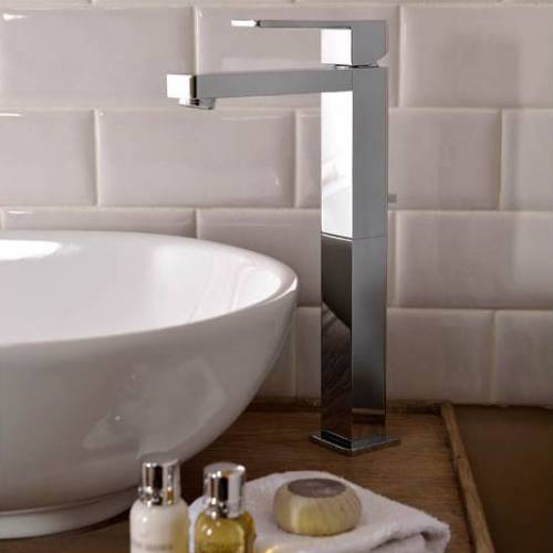 FERVOUR Tall Basin Monobloc Mixer Tap