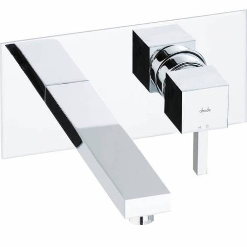 ZEAL Wall Mounted Basin Mixer Tap