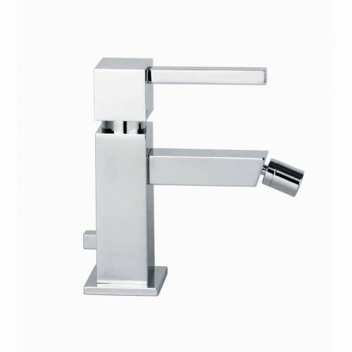 Zeal Bidet Monobloc Mixer Tap with Pop up Waste