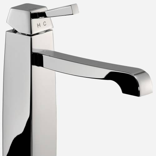 DECADENCE Tall Basin Mixer Tap with Single Lever
