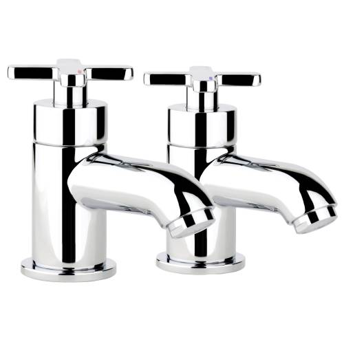 SERENITIE Bath Pillar Taps