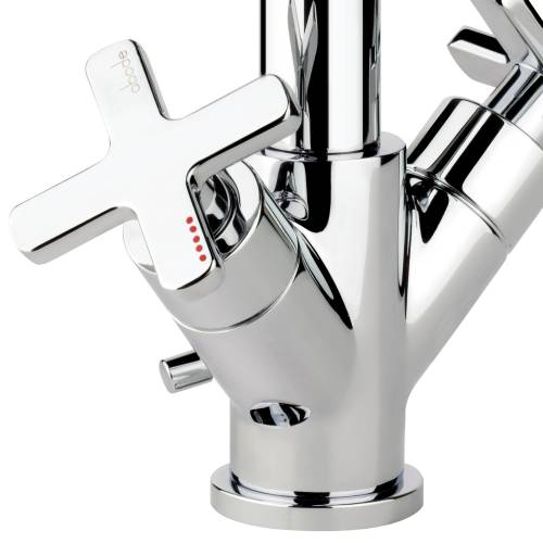 SERENITIE Basin Mixer Tap with Pop up Waste