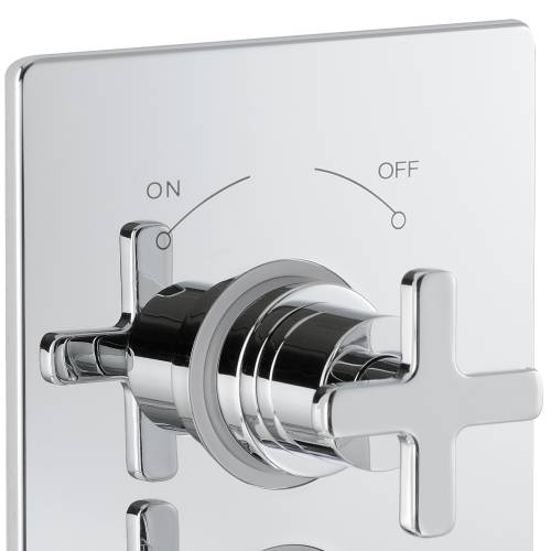 Serenitie Concealed Thermostatic Shower Valve (1 exit)