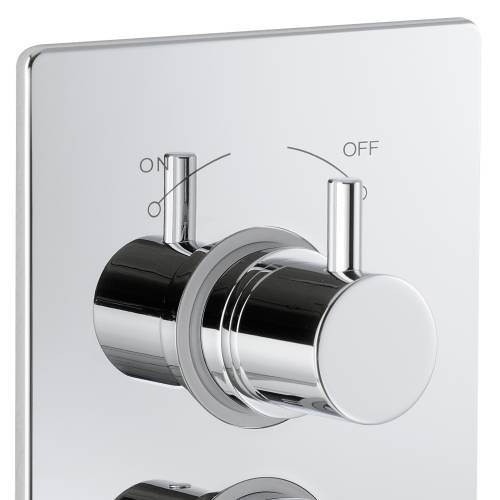 Harmonie Concealed Thermostatic Shower Valve (1 exit)
