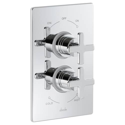 Serenitie Concealed Thermostatic Shower Valve (2 exit)