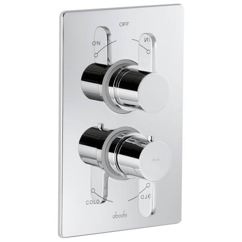 Bliss Concealed Thermostatic Shower Valve (2 exit)