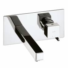 RAPPORT Wall Mounted Basin Mixer Tap