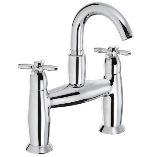 OPULENCE Deck Mounted Bath Filler Tap