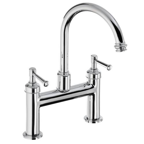 GALLANT Deck Mounted Bath Filler Tap