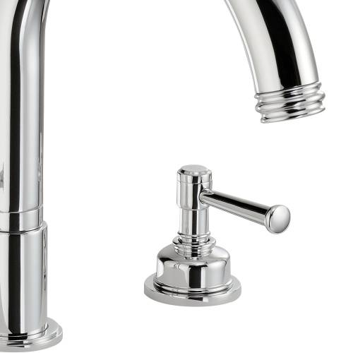 GALLANT Deck Mounted 3 Hole Bath Filler Tap