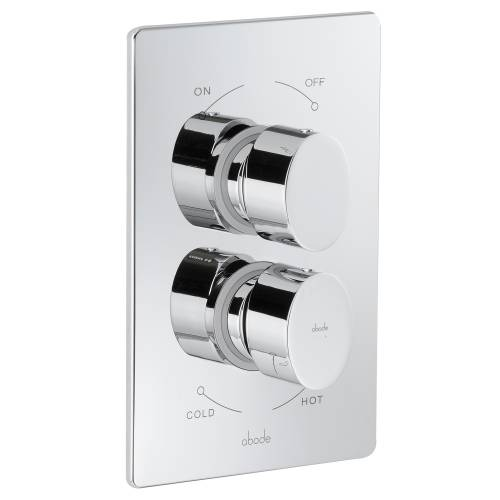 Debut Concealed Thermostatic Shower Valve (1 exit)