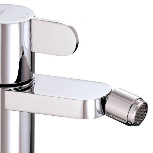 Bliss Bidet Monobloc Mixer Tap with Pop-up Waste