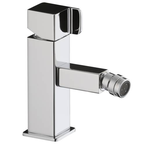 Rapport Bidet Monobloc Mixer Tap with Pop-up Waste