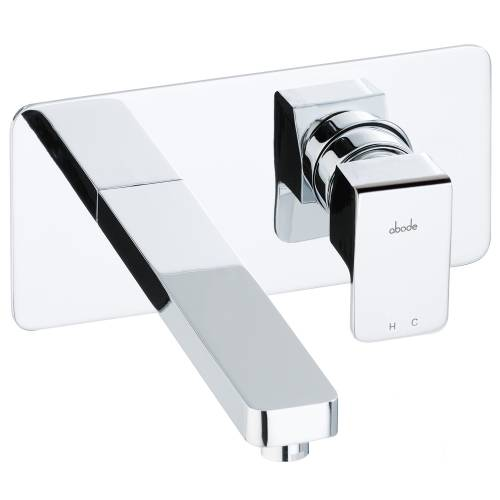 FERVOUR Wall Mounted Basin Mixer Tap