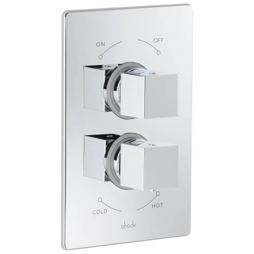 Zeal Concealed Thermostatic Shower Valve (1 exit)