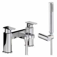 RAPTURE Deck Mounted Bath Shower Mixer Tap with Shower Handset