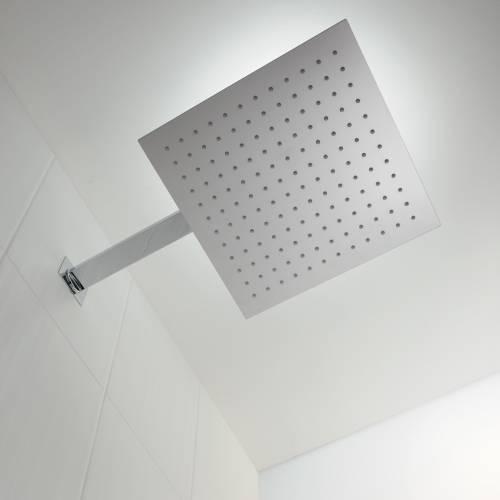 7mm Square Showerhead