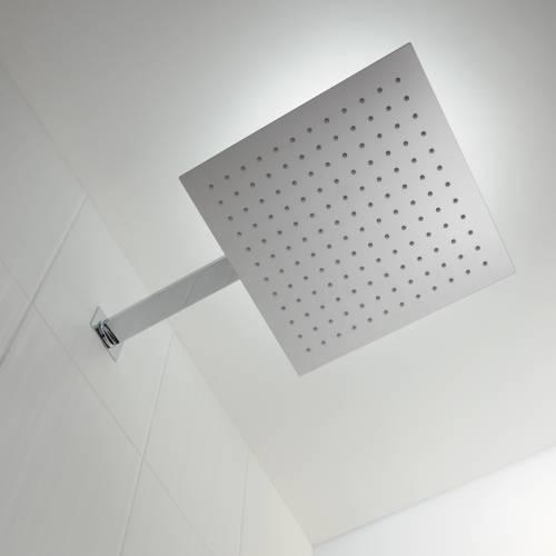 Minimal Wall Mounted Rectangular Shower Arm