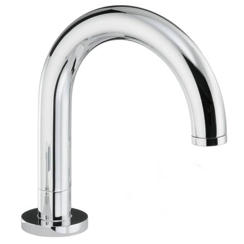 Round Deck Mounted Bath Spout Tap