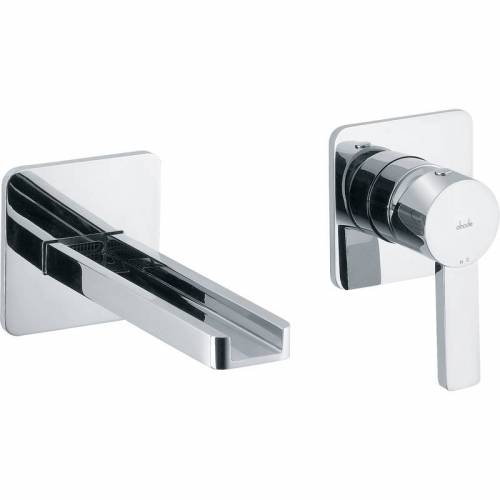 Modo Wall Mounted 2 Hole Bath Mixer Tap