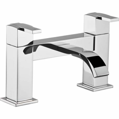 Iso Deck Mounted Bath Filler Tap