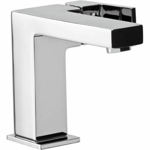 Cento Basin Mixer Tap with Side Lever