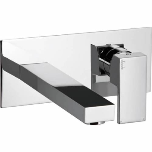 Cento Wall Mounted Basin Mixer Tap