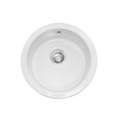 WARWICKSHIRE 1.0 Bowl Ceramic Kitchen Sink